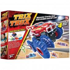 """Ամենագնաց զիփլայնով """" TRIX TRUX """" 1 մեքենայով"""