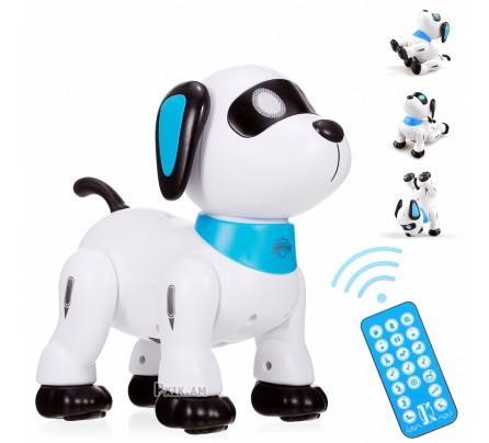 Ինտերակտիվ ռոբոտ շուն ակրոբատ