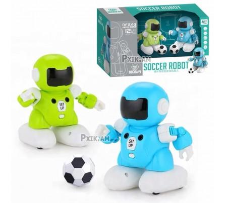 Ֆուտբոլիստ ռոբոտներ, հեռակառավարմամբ