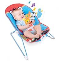 Детский шезлонг кресло-качалка