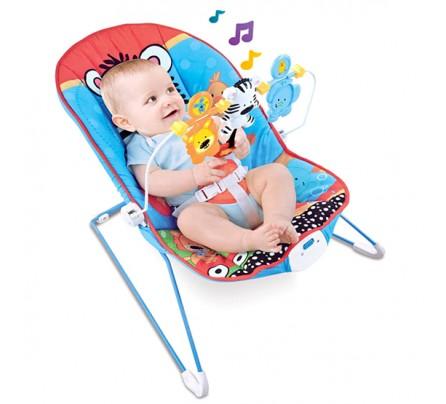 Մանկական ճոճաթոռ, ունի վիբրացիա և ձայներ