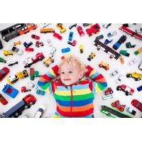 Как научить ребёнка убирать игрушки на место