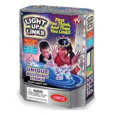"""Լուսային կոնստրուկտոր """" LIGHT UP LINKS """" 158 կտոր"""
