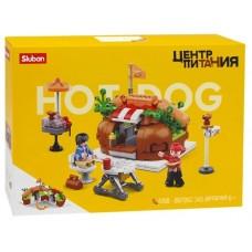 """Կոնստրուկտոր Sluban """" Hot Dog """" 345 դետալ"""