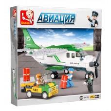 """Կոնստրուկտոր Sluban """" Авиация """" 251 դետալ"""
