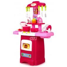 Մանկական խոհանոց իրական ծորակով