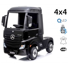 Էլեկտրական բեռնատար մեքենա, լիցենզիոն Mercedes-Benz Actros 4x4