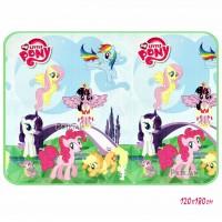 "Խաղագորգ "" My Little Pony "" 120 x 180 սմ"