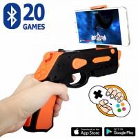 """Ատրճանակ """" Ar blaster """" վահանակով և վիրտուալ իրականության խաղերով"""