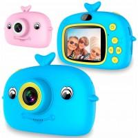 """Մանկական տեսախցիկ """" Կետ """", խաղերով"""
