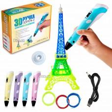 Գրիչ 3D pen-2 , էկրանով