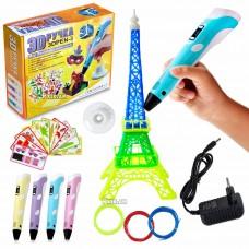 Գրիչ 3D pen-3 , էկրանով