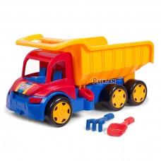 Մեծ բեռնատար մեքենա