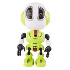Մետաղական ռոբոտ, ձայները կրկնելու հնարավորությամբ