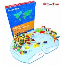 """Մանկական զարգացնող խաղ """"Աշխարհի քարտեզ"""", Հայերեն"""