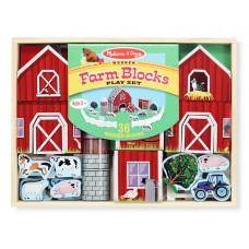 Деревянная ферма, 36 деталей