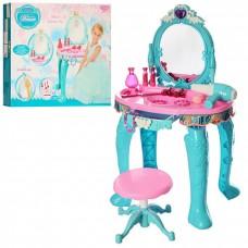 """Փիրուզագույն զարդասեղան """" Kelisa Dresser """", աթոռով"""