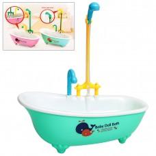 Детская ванная с водой
