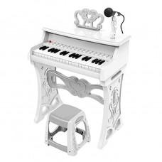 """Детский пианино """" Piano """" с микрофоном"""