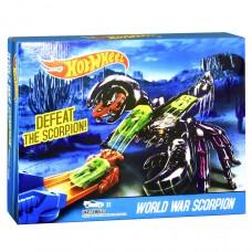 """Ատրակցիոն Hot Wheels """" Defeat the scorpion """""""