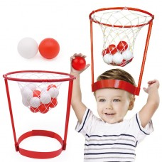 """Активная игра """" Basket Head """" 2 шт 40 шариков"""
