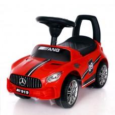 Ինքնագլոր մեքենա Mercedes, կարմիր