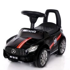 Ինքնագլոր մեքենա Mercedes, սև