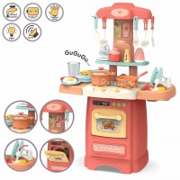 Մանկական խոհանոց իրական ծորակով, 29 կտոր