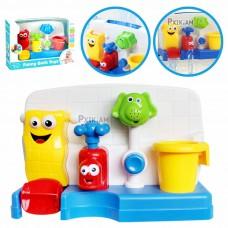 Լոգանքի խաղալիքների հավաքածու ծորակով
