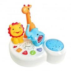 Երաժշտական խաղալիք լուսամփոփ