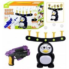 """Воздушная цель с пистолетом """" Penguin """""""
