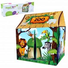 """Детский домик """" Zoo """""""