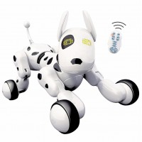 Ինտերակտիվ սմարթ շուն ռոբոտ, հեռակառավարմամբ