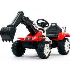 Детский электрический трактор
