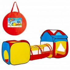 Детская палатка с тоннелем