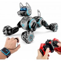 Սմարթ շուն ռոբոտ, հեռակառավարմամբ