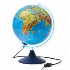 Глобус со светом 25 см, на армянском