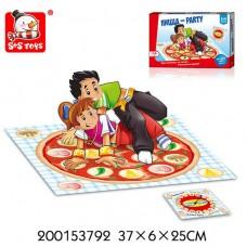 """Активная игра твистер """" Пицца-Party """""""