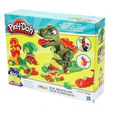 """Ծեփամածիկի հավաքածու """" Դինոզավր """" Play-Doh"""