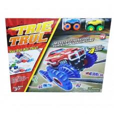 """Ամենագնաց զիփլայնով """" TRIX TRUX """" 2 մեքենայով"""